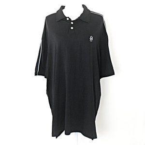 Under Armour Men's 1X Black Polo Shirt